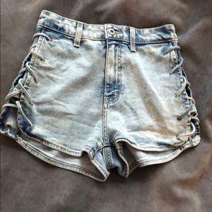 LF short shorts